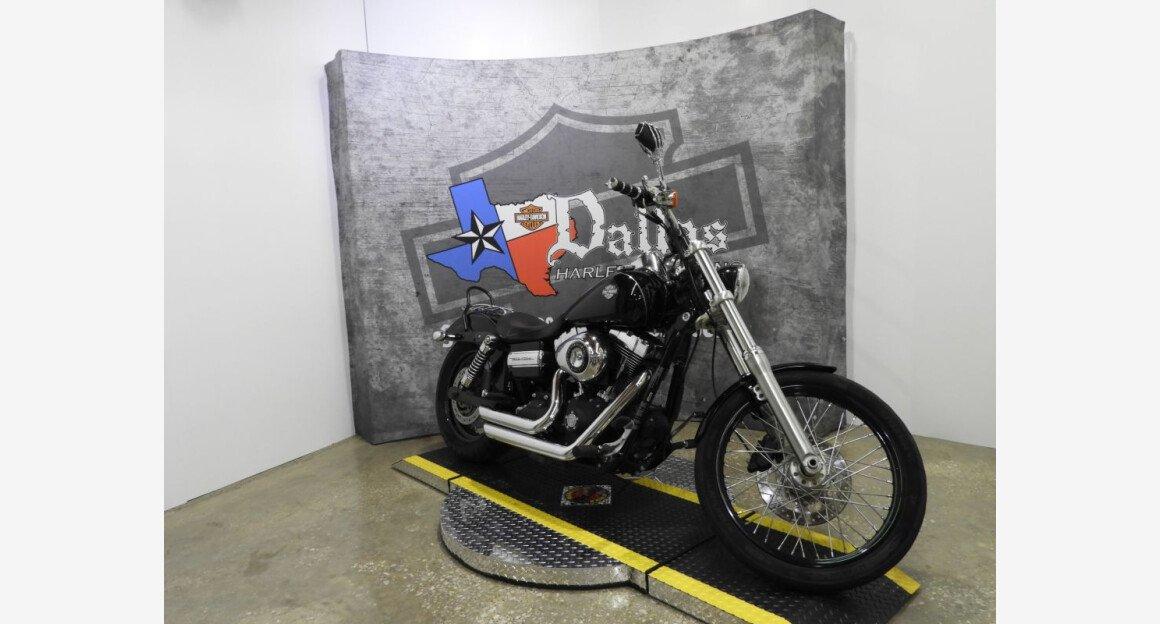 2011 Harley-Davidson Dyna for sale 200619126