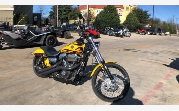 2011 Harley-Davidson Dyna for sale 200691880