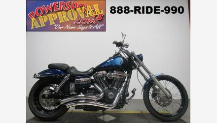 2011 Harley-Davidson Dyna for sale 200710523