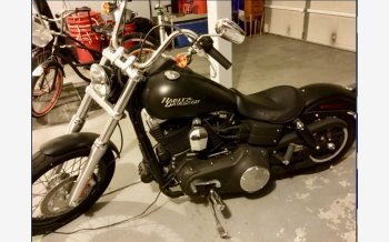 2011 Harley-Davidson Dyna for sale 200940235