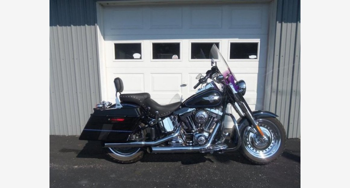 2011 Harley-Davidson Softail for sale 200618418
