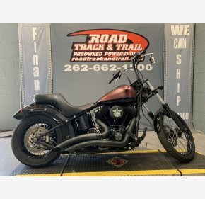 2011 Harley-Davidson Softail for sale 200950092
