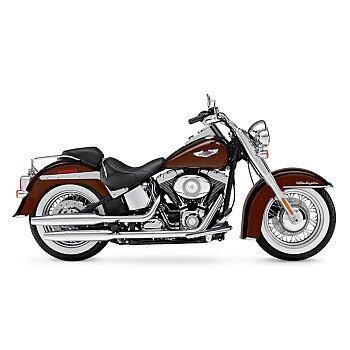 2011 Harley-Davidson Softail for sale 201040257