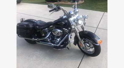 2011 Harley-Davidson Softail 103 Heritage Classic for sale 201076705