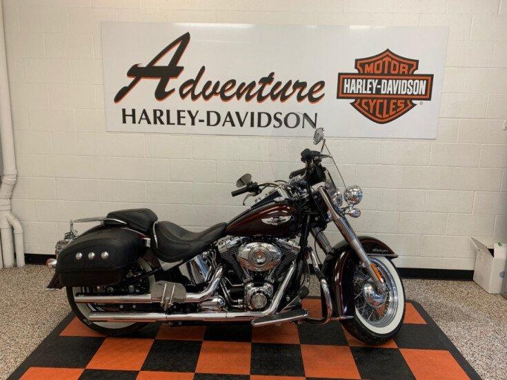2011 Harley-Davidson Softail for sale 201102661
