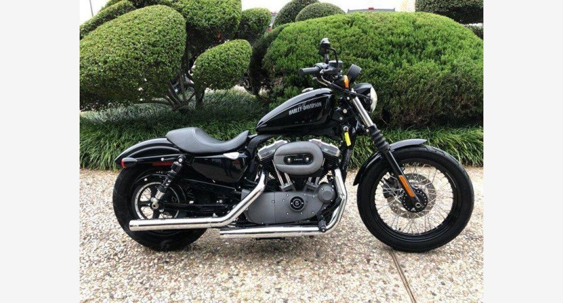2011 Harley-Davidson Sportster for sale 200663995