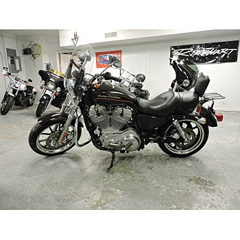 2011 Harley-Davidson Sportster 833L Super Low for sale 200699730