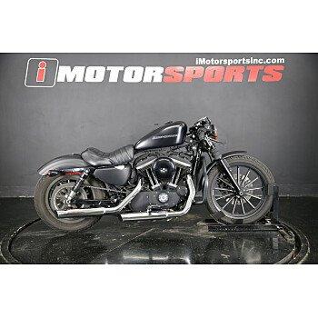 2011 Harley-Davidson Sportster for sale 200948818