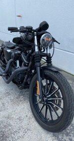 2011 Harley-Davidson Sportster for sale 201003583