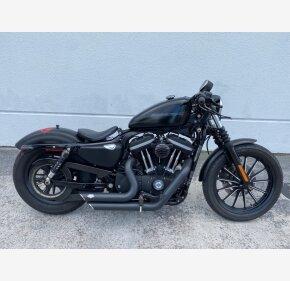 2011 Harley-Davidson Sportster for sale 201003686