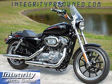 2011 Harley-Davidson Sportster for sale 201056051