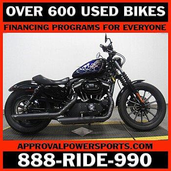 2011 Harley-Davidson Sportster for sale 201171284
