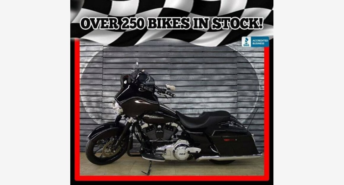 2011 Harley-Davidson Touring for sale 200449559