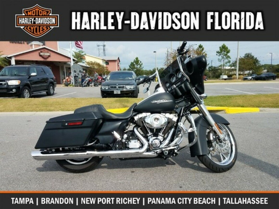 2011 Harley Davidson Touring For Sale Near Panama City Beach