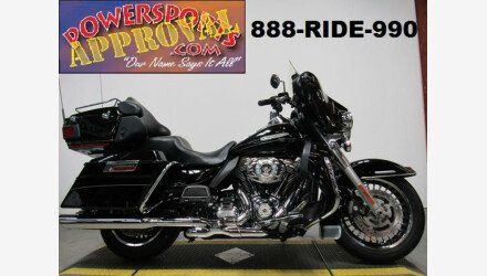 2011 Harley-Davidson Touring Electra Glide Ultra Limited for sale 200664808