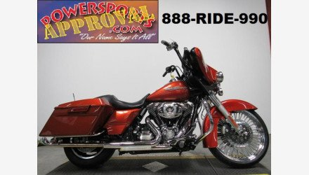 2011 Harley-Davidson Touring for sale 200710092
