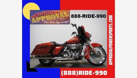 2011 Harley-Davidson Touring for sale 200710092