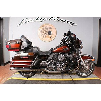 2011 Harley-Davidson Touring Ultra Classic Electra Glide for sale 200781880