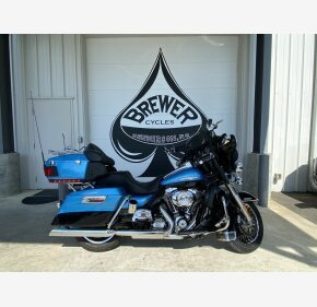 2011 Harley-Davidson Touring Electra Glide Ultra Limited for sale 200942832