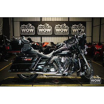 2011 Harley-Davidson Touring Electra Glide Ultra Limited for sale 201001430