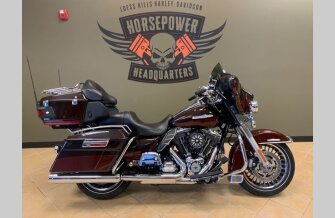 2011 Harley-Davidson Touring Ultra Limited for sale 201025378