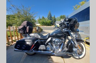 2011 Harley-Davidson Touring for sale 201035064