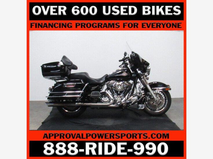 2011 Harley-Davidson Touring for sale 201050357