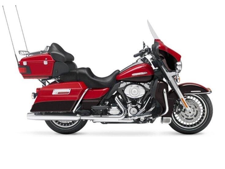 2011 Harley-Davidson Touring Electra Glide Ultra Limited for sale 201081162