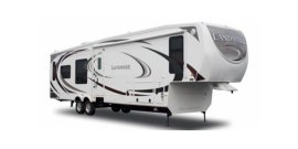 2011 Heartland Landmark LM Oakmont specifications