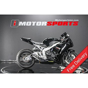 2011 Honda CBR1000RR for sale 200707286
