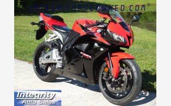 2011 Honda CBR600RR for sale 200729657