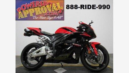 2011 Honda CBR600RR for sale 200710086