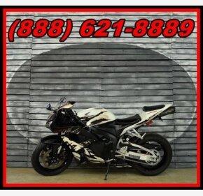 2011 Honda CBR600RR for sale 200711809