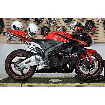 2011 Honda CBR600RR for sale 200797749