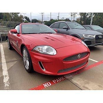 2011 Jaguar XK R Convertible for sale 101220093