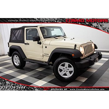 2011 Jeep Wrangler 4WD Sport for sale 101078278