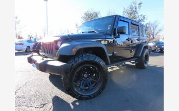 2011 Jeep Wrangler 4WD Unlimited Sport for sale 101094051