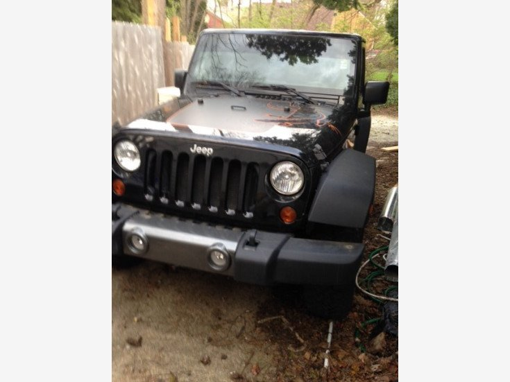 2011 Jeep Wrangler 4WD Sport for sale 100755994