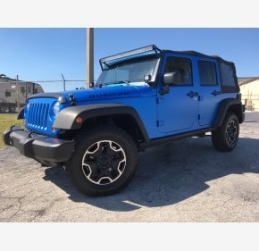 2011 Jeep Wrangler 4WD Unlimited Rubicon for sale 100850817