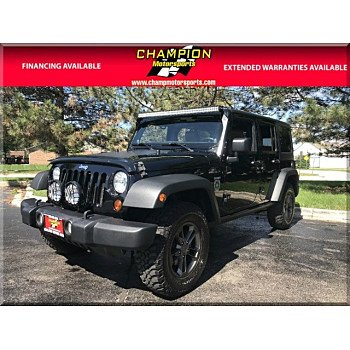 2011 Jeep Wrangler 4WD Unlimited Rubicon for sale 101029979