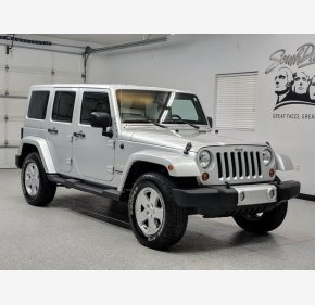 2011 Jeep Wrangler 4WD Unlimited Sahara for sale 101030565