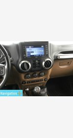 2011 Jeep Wrangler 4WD Unlimited Sahara for sale 101039583