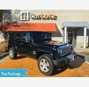 2011 Jeep Wrangler 4WD Unlimited Sahara for sale 101053645