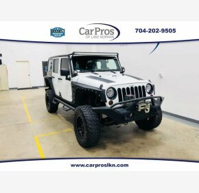 2011 Jeep Wrangler 4WD Unlimited Sport for sale 101064164