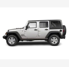 2011 Jeep Wrangler 4WD Unlimited Sport for sale 101065036