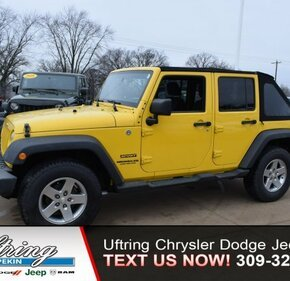 2011 Jeep Wrangler 4WD Unlimited Sport for sale 101069314