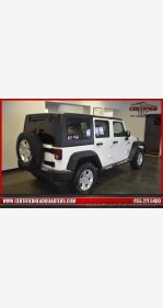2011 Jeep Wrangler 4WD Unlimited Sport for sale 101099870