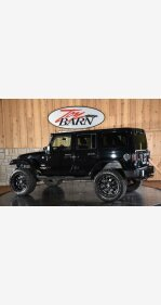 2011 Jeep Wrangler 4WD Unlimited Sahara for sale 101100190