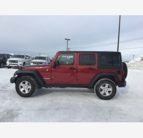 2011 Jeep Wrangler 4WD Unlimited Rubicon for sale 101100990