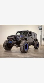 2011 Jeep Wrangler 4WD Unlimited Rubicon for sale 101103335